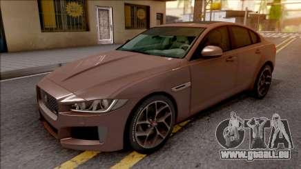 Jaguar XE-S 2015 pour GTA San Andreas