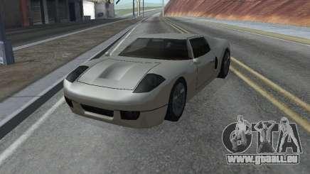 MFR Bullet Legendary Racer für GTA San Andreas