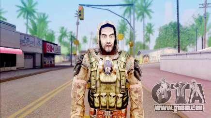 Un démon de S. T. A. L. K. E. R pour GTA San Andreas