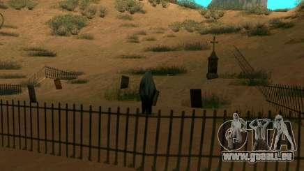 Geist in dem Dorf El Castillo del Diablo für GTA San Andreas