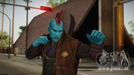 Marvel Future Fight - Yondu pour GTA San Andreas