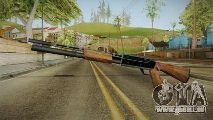 Driver PL - Shotgun für GTA San Andreas