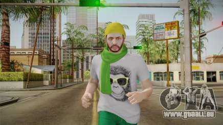 GTA Online - Hipster Skin 2 pour GTA San Andreas