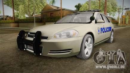 Chevrolet Impala Police für GTA San Andreas