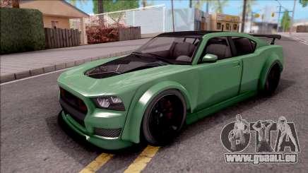 GTA V Bravado Buffalo Edition v1 für GTA San Andreas