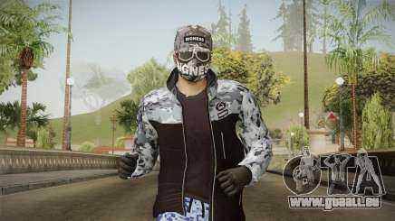 Skin Random 3 (Outfit Import Export) pour GTA San Andreas