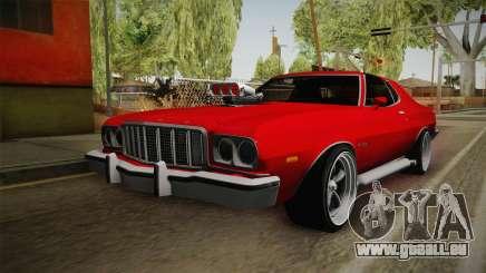 Ford Gran Torino 1975 v2 pour GTA San Andreas