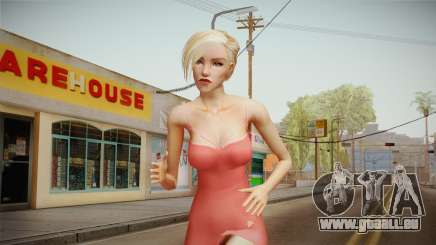 Vicky Skin pour GTA San Andreas