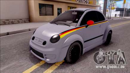 Fiat 500 Abarth pour GTA San Andreas
