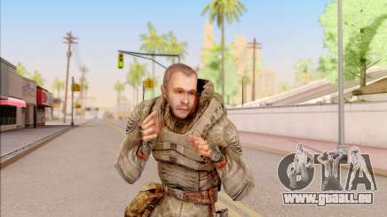 Mole de S. T. A. L. K. E. R. pour GTA San Andreas