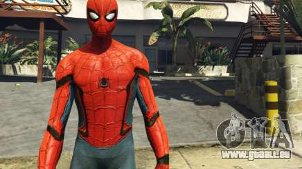 Spiderman [Add-On Ped] 2.2 pour GTA 5