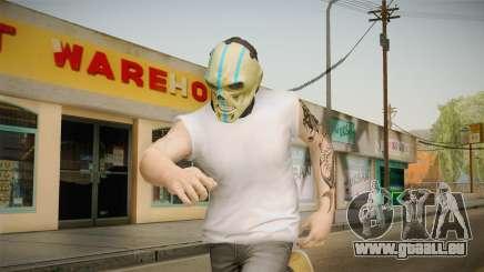 DLC Smuggler Male Skin pour GTA San Andreas