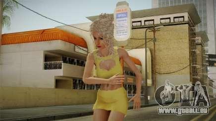 Nousha Skin pour GTA San Andreas