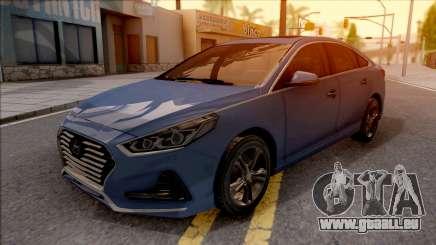Hyundai Sonata 2018 pour GTA San Andreas