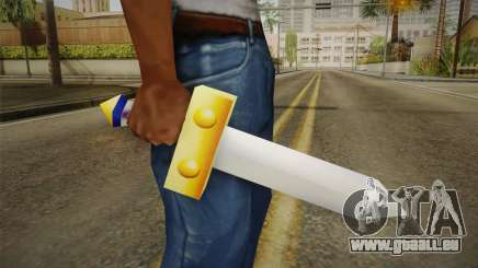 Hyrule Warriors - Kokiri Sword pour GTA San Andreas