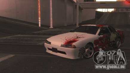 New Elegy Paintjob pour GTA San Andreas