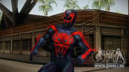 Marvel Future Fight - Spider-Man 2099 v1 für GTA San Andreas