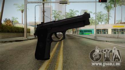 Team Fortress 2 - M9 Pistol pour GTA San Andreas