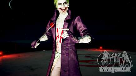 Joker from Injustice 2 pour GTA 5