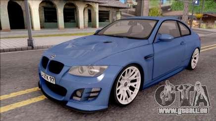 BMW M3 E92 Hamann Tuning pour GTA San Andreas