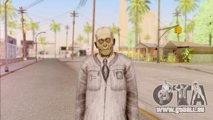 Zombie scientifique de S. T. A. L. K. E. R. pour GTA San Andreas