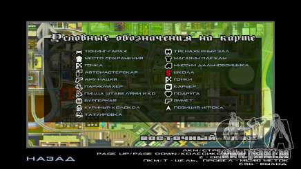 GTA V Radar Icons pour GTA San Andreas