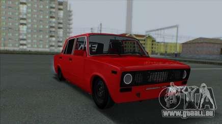 VAZ 2106 Shaherizada 2.2 GVR MTA pour GTA San Andreas