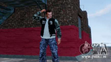 Lot De Vêtements (Exclusif) pour GTA 4