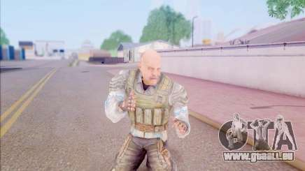 Lebedev de S. T. A. L. K. E. R pour GTA San Andreas