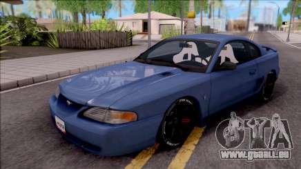 Ford Mustang 1997 Sport für GTA San Andreas