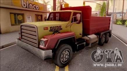 Dustmen pour GTA San Andreas