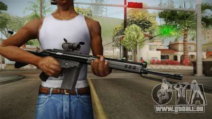 AK-4B Assault Rifle pour GTA San Andreas