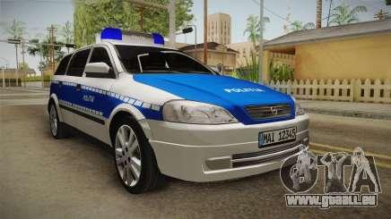 Opel Astra G Politia Romana pour GTA San Andreas