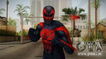 Marvel Future Fight - Spider-Man 2099 v2 für GTA San Andreas