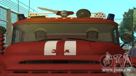 Der Offizier des Ministeriums V. 2 für GTA San Andreas her Screenshot