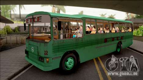 Mercedes-Benz 1114 MB Andreckevich 1978 ETCE pour GTA San Andreas