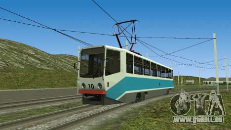 KTM 8M für GTA San Andreas
