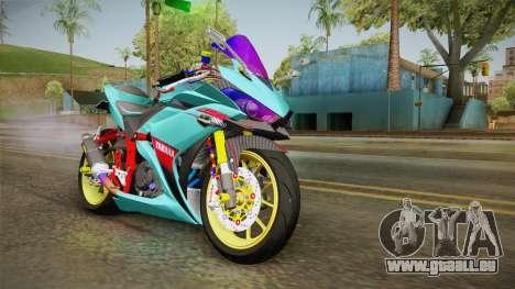 Yamaha R25 Contest für GTA San Andreas
