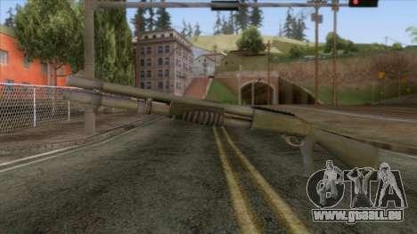 Battlefield 4 - Remington 870 MCS für GTA San Andreas zweiten Screenshot