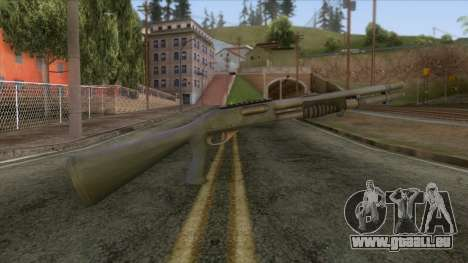 Battlefield 4 - Remington 870 MCS für GTA San Andreas dritten Screenshot