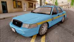 Ford Crown Victoria 2010 Iowa DOT MVE