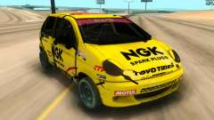 Daewoo Matiz pour GTA San Andreas