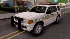 Ford Explorer 2002 Boone County Sheriff Office pour GTA San Andreas