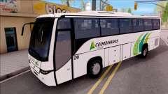 Volvo 9700 Coordinados Bus Mexico