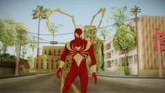 Marvel Ultimate Alliance 2 - Iron Spider v1