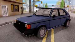 Dodge Shelby Omni GLHS 1986 pour GTA San Andreas