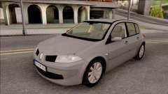 Renault Megane 2 HB Privilege für GTA San Andreas