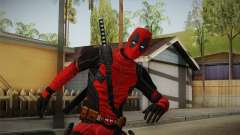 Deadpool The Movie Skin pour GTA San Andreas