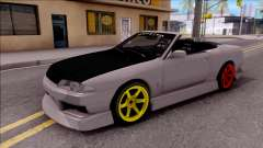 Nissan Skyline R32 Cabrio Drift Monster Energy