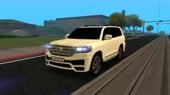 Toyota Land Cruiser 200 2017 Armenian für GTA San Andreas